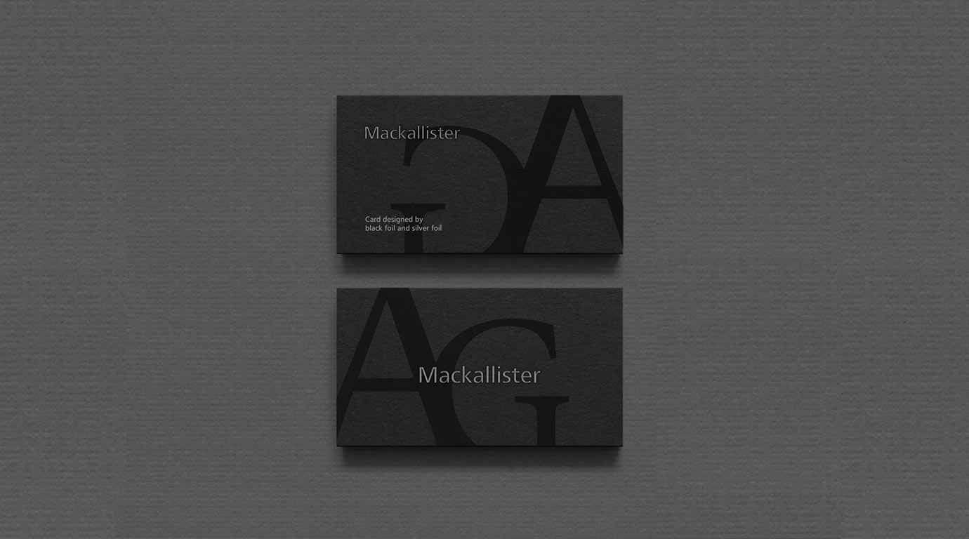 duplex skin paper black foil silver foil1